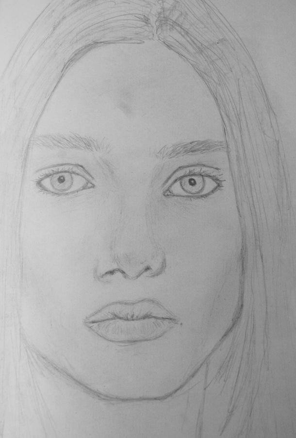 Model Illustration - Nikki Rodgers