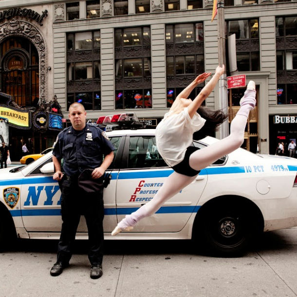 NYPD, Reiko Hombo, 2013