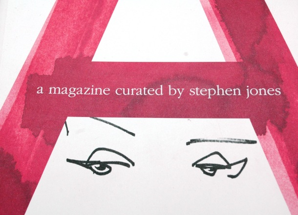 A Magazine by Stephen Jones