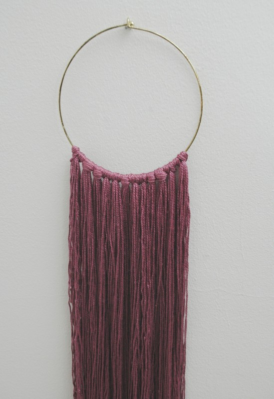 Fringed Necklace Nikki Rodgers