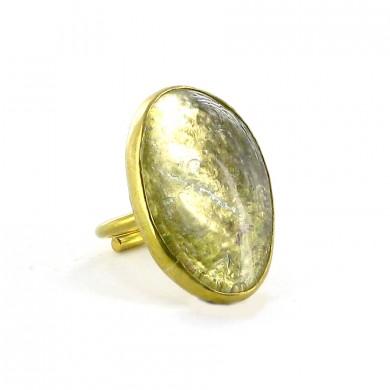 Mayai Glass cocktail Ring 20