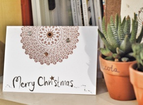 DIY: Homemade Christmas Cards
