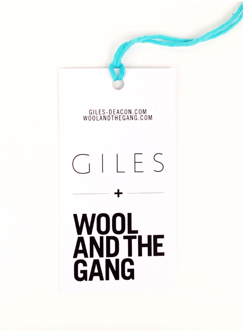 Giles and wool and the gang