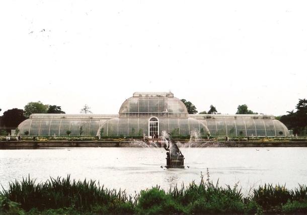 Kew Gardens Glass House