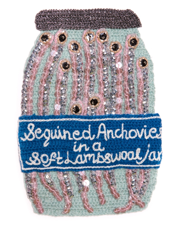 sequined anchovies