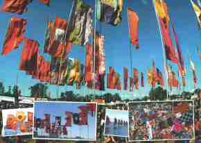 Glastonbury Scrapbook
