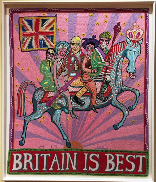 Grayson Perry, Britain is Best